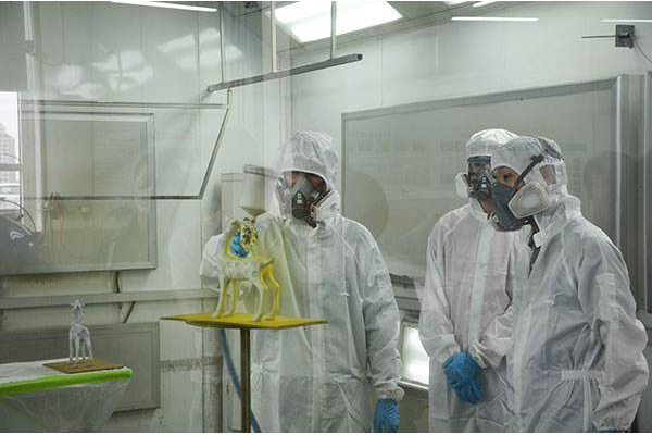 东莞喷粉厂的喷粉原理及用途