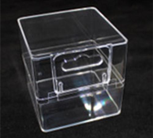 迷你音响包装盒 蓝牙音响包装盒 透明水晶盒 PS塑