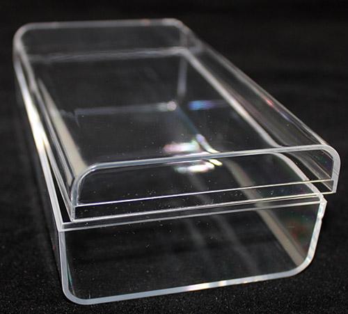 电子烟透明包装盒 GS-07B盒 蓝牙耳机包装盒 PS透明包装盒水晶盒